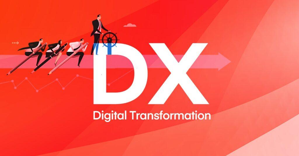 DX-Digital-Transformation